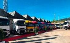 Centros de carga y descarga deberán facilitar el uso del aseo