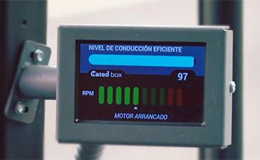 Los autobuses de Sevilla, modelos de referencia para la Union Europea