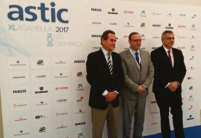 Astic reclama la creación de un Ministerio de Transporte y mayor reconocimiento del Sector