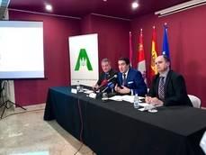 Presentación del proyecto de modernización de la estación de Astorga.