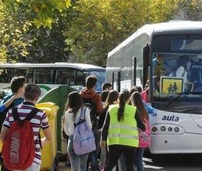 Atedibus pide mejor tratamiento de la información en el transporte escolar