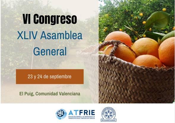 VI Congreso y XLIV Asamblea General Atfrie