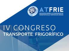 Atfrie es la Asociación Empresarial más representativa de los empresarios de transporte frigorífico.