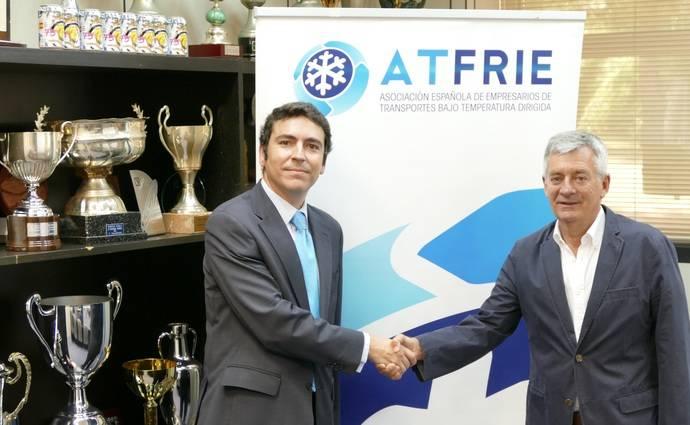 La Real Federación Española de Natación, Atfrie y Primafrio en colaboración