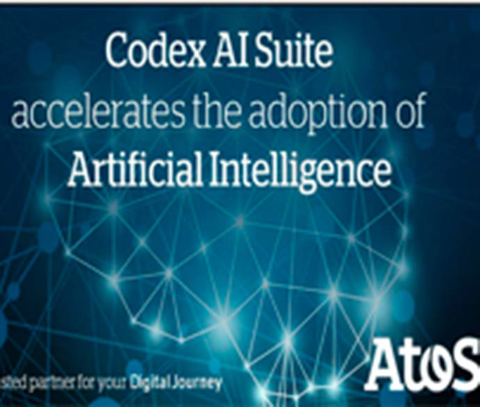 Atos presenta el paquete 'software' Codex AI Suite