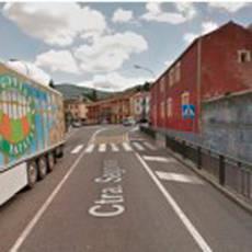 Debate por el desvío de camiones en la N-VI a su paso por San Rafael