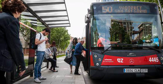 El anteproyecto de Ley de Cambio Climático 'se olvida' del autobús