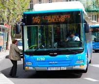 Los usuarios de transporte público caerán un punto respecto a 2017
