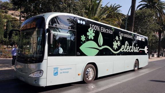 Más de 100 millones de andaluces se moverán en transporte sostenible en 2020