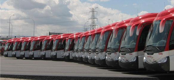 El Barómetro del Autobús sitúa el sector en la recuperación