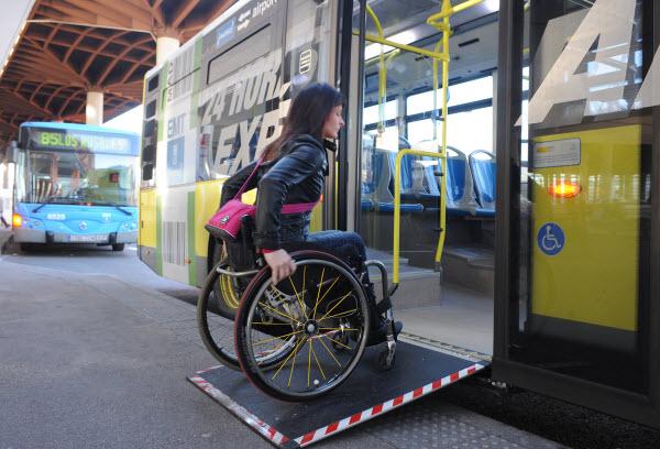 Nuevas normas de accesibilidad para personas con discapacidad