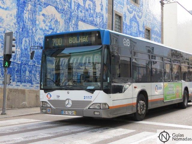 Oporto aceptará el pago con tarjetas contactless en el transporte público