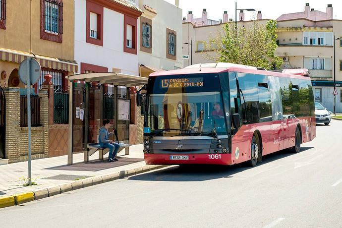 Autobús nocturno unirá Dos Hermanas con Sevilla los fines de semana