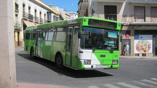 Los usuarios de transporte interurbano en autobús crecen un 9,3% en marzo