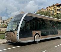 Teisa recupera autobuses 100% eléctricos cien años después, para Girona