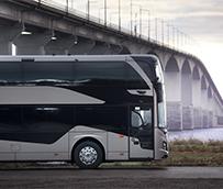 Volvo Buses presentaa el nuevo Volvo 9700 DD, de dos pisos