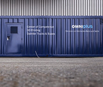 Daimler Buses y Omniplus crean un centro de impresión 3D móvil