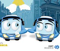 'A una sonrisa de distancia', el nuevo concurso de EMT comienza hoy