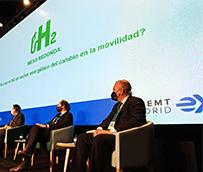 La EMT construirá una hidrogenera para Madrid, una apuesta integral y totalmente innovadora