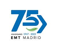 EMT anuncia el ganador del concurso de diseño del logo 75 aniversario