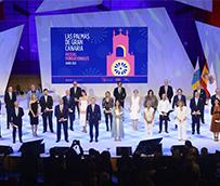 Guaguas comparte con sus 700 trabajadores la Medalla de Oro