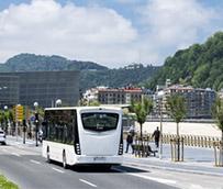 44 autobuses eléctricos de tres puertas Irizar para Burgas, Bulgaria