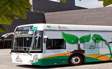 12 nuevas localidades entre Pamplona y Vitoria con servicio de transporte