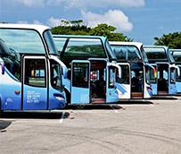 El transporte de viajeros de Málaga estima 230 millones en pérdidas