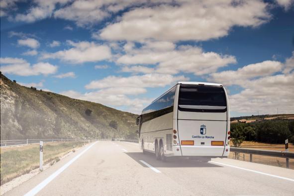 Castilla-La Mancha comienza transporte zonal en comarcas sur de Ciudad Real