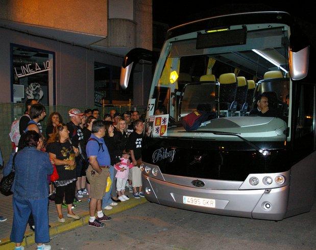 Subvenciones en Castilla y León para transporte público viajeros en carretera