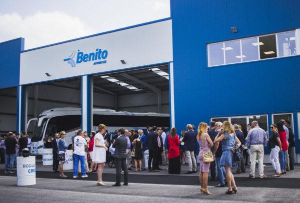 Autobuses Benito presenta el primer bus cardioprotegido de Cantabria