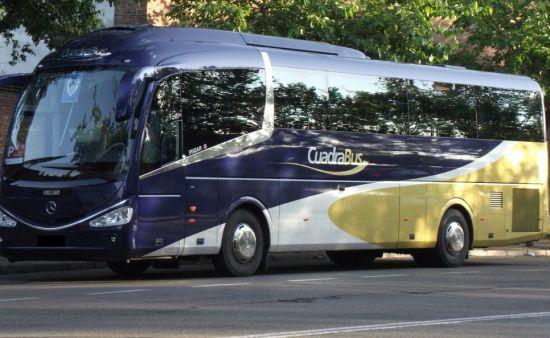Autobuses Cuadra iniciará el servicio de la línea Durango-Vitoria el 16 enero