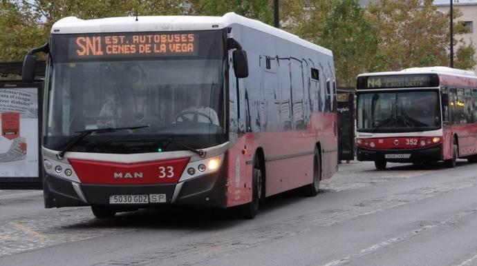 El Consorcio de Granada cuenta con cuatro nuevos buses adaptados