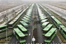 Transporte público en Madrid redujo un millón de toneladas de C02 en 2015