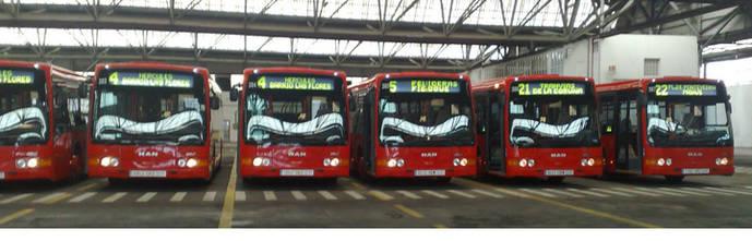 Xunta traslada a alcaldes del área de A Coruña el Plan de acceso de los buses