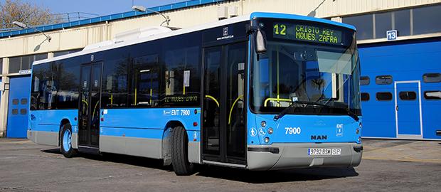 Abono de transporte, 10 euros menos de media en Madrid que otras urbes europeas