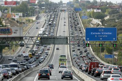 Fomento licita varios proyectos para mejorar la accesibilidad del transporte público en las autovías de acceso a Madrid