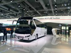 La cadena de valor internacional de los vehículos industriales está representada en la IAA: fabricantes de camiones pesados, furgonetas y autobuses, remolques y carrocerías y empresas de logística.