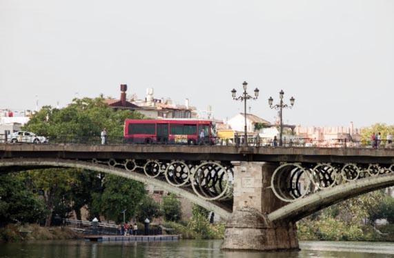 Tussam transporta 83,36 millones de viajeros durante el año 2019