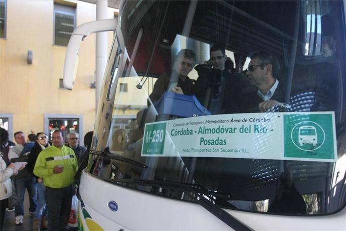 El Consorcio de Córdoba supera los 1,5 millones de pasajeros en 2019