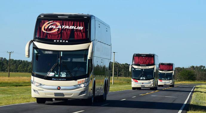 Las pymes de transporte en autobús luchan por la supervivencia en la crisis