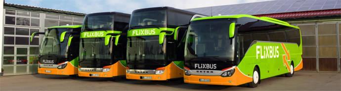 FlixBus suspende todas las conexiones internacionales en España