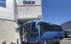 Autocares Poli deposita su confianza en Otokar