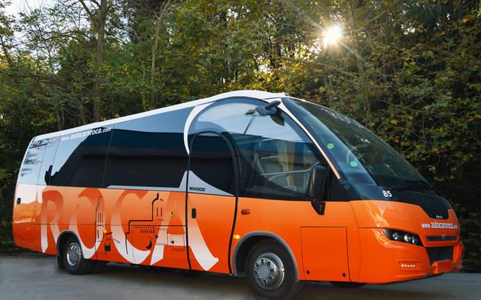 Autocars Roca amplía su flota con un Mago 2 de Iveco