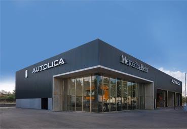 Autolica presentará el nuevo centro de venta y posventa de buses de Terrassa