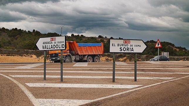 Castilla y León destina 11,6 millones de euros para carreteras de Soria