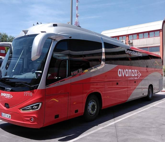 Transporte en bus, principal aliado de la España rural en este verano de pandemia