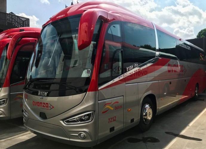 Avanza reinicia las comunicaciones Extremadura, Levante y Castilla y Leon con el aeropuerto