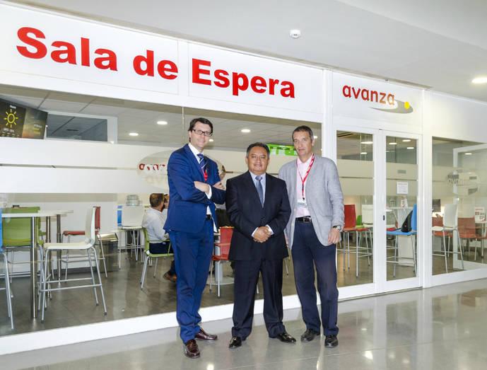 Avanza inaugura su nueva sala exprés en la Estación Sur de Madrid
