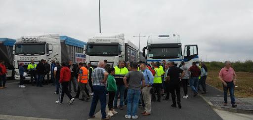 El transporte de mercancías por carretera, fuera de las ayudas